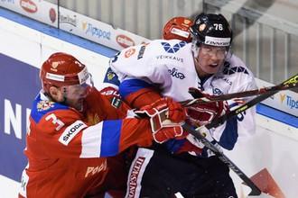 Россия никак не может выиграть в Евротуре при Илье Воробьеве