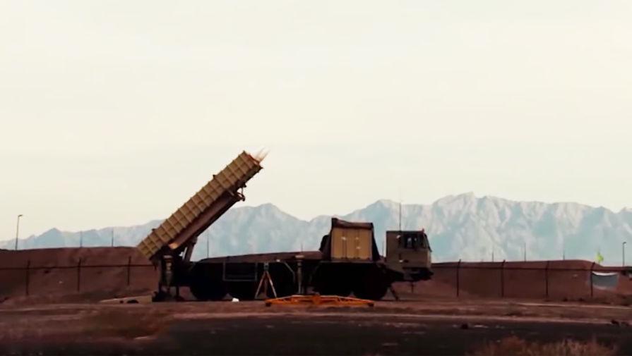 Новая «Вера»: Иран представил свой аналог С-300