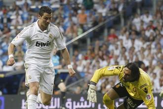 Криштиану Роналду привел «Реал» к победе