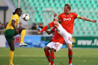 «Кубань» и «Локомотив» не смогли прервать безвыигрышные серии
