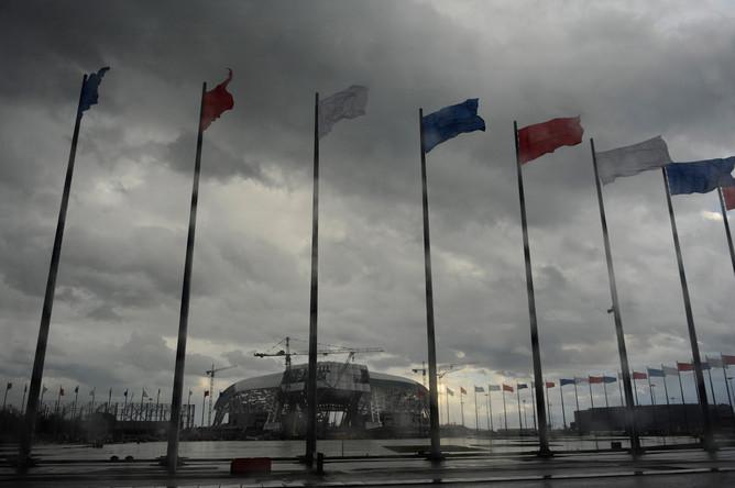 Олимпийский стадион «Фишт», 25 сентября