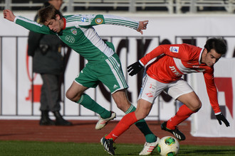 Несмотря на игровое преимущество, «Спартак» так и не смог забить «Тереку»
