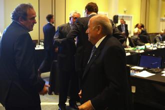 Мишель Платини и Йозеф Блаттер не перестают предлагать все новые идеи по реформированию футбольных правил