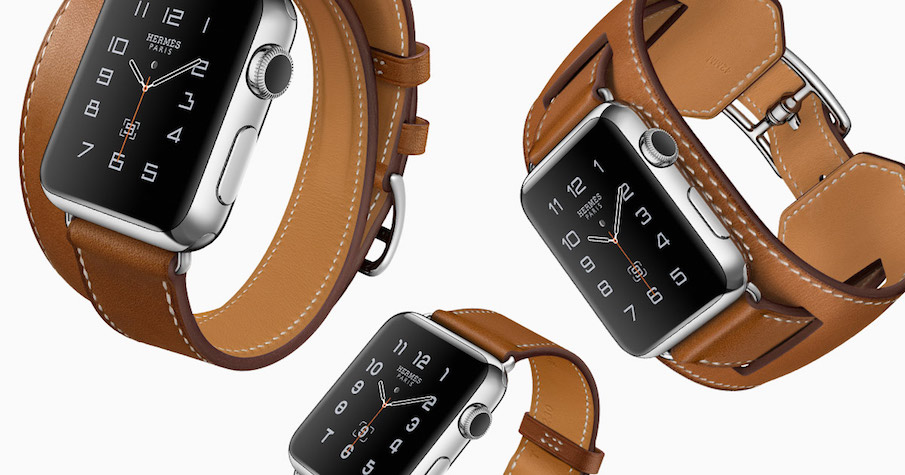 Apple ��� ������������ � ������� Hermes � ������� �������� ��� Apple Watch