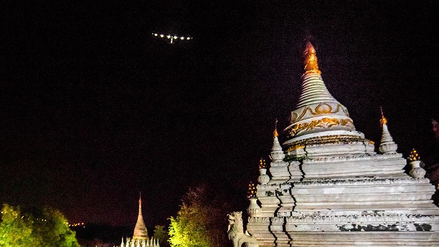 Перелет из города Мандалай в Мьянме в китайский Чунцин