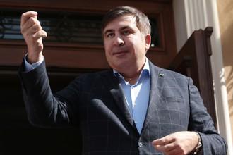 Михаил Саакашвили предположительно может сорвать ЧМ-2018 по футболу в России