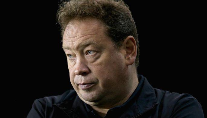 Бывший тренер английского «Халл Сити» Леонид Слуцкий