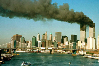 Атака на США 11 сентября: хроника событий