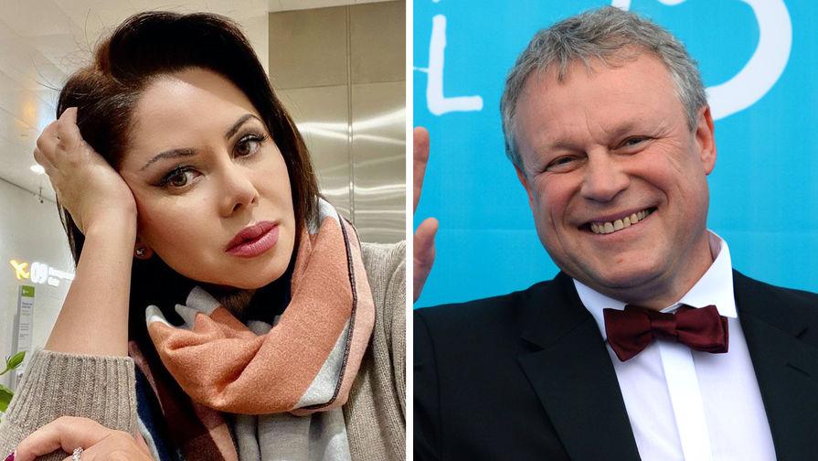 Виктория Ворожбит и Сергей Жигунов (коллаж)