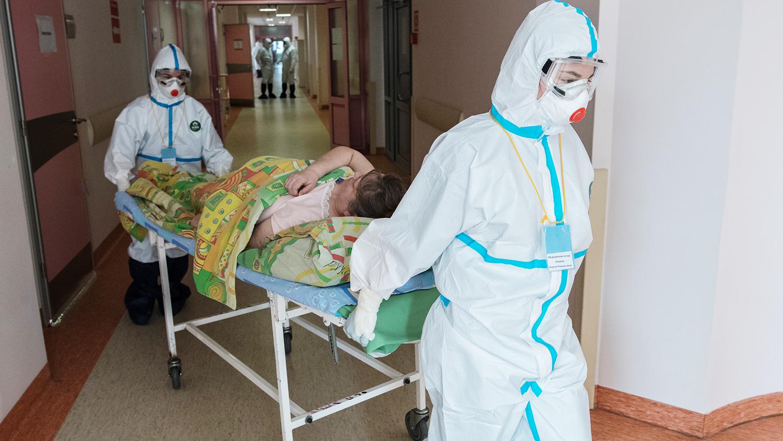 В Новосибирской области выявили больше 1000 заражений коронавирусом -  Газета.Ru | Новости