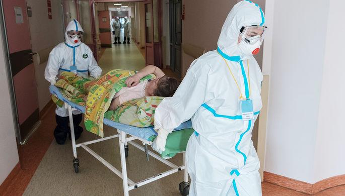 Не уберег коллектив: в Омске уволился главврач больницы №1