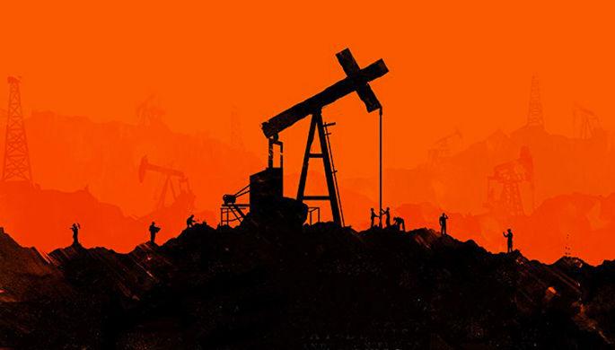 Постер к фильму «Нефть» (2007)