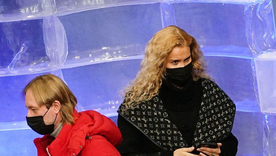 Тренеры Этери Тутберидзе и Евгений Плющенко