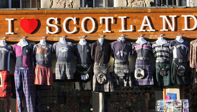 От Шотландии до Уэльса: как разваливается Великобритания