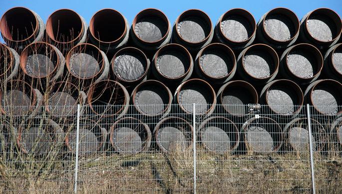 «Может, его потом заблокируют»: на Украине не верят в «Северный поток — 2»