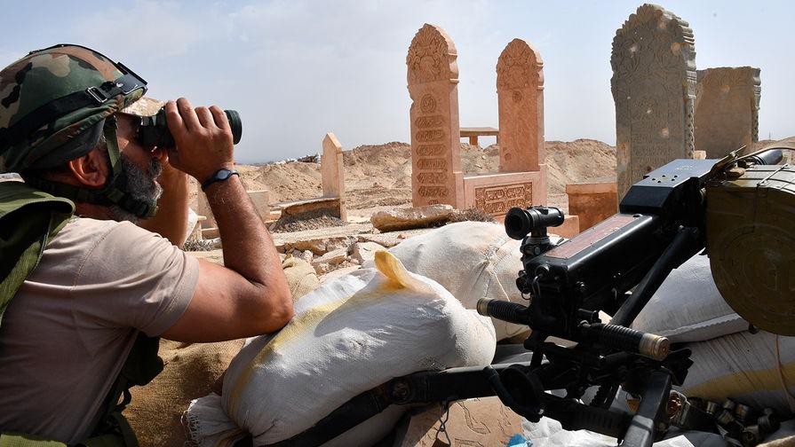 Сирийские СМИ сообщили о гибели четырех мирных жителей от взрыва мины