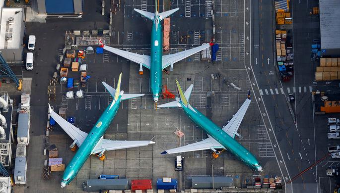 Дорога на свалку: что сделают с Boeing 737 Max