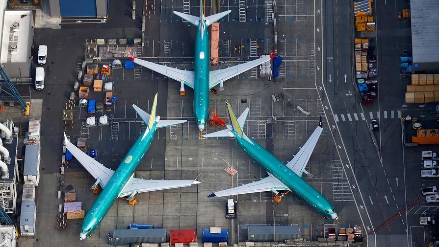 Boeing рассчитывает на возврат в эксплуатацию самолетов 737 MAX с середины 2020 года