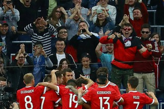 Сборная России по футболу впервые в истории сыграет на Кубке конфедераций