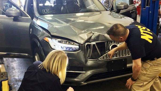 Инцидент c Uber: реакция конкурентов на смертельное ДТП