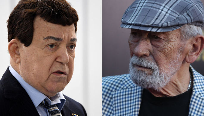 «Никто не звал»: почему Кикабидзе пропустит похороны Кобзона