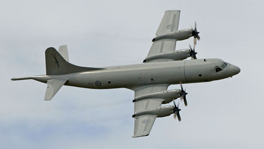 Редкий гость: немецкий самолет провел разведку у границ РФ