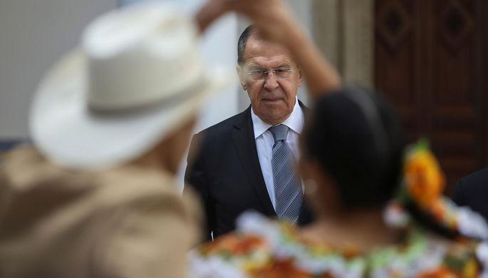 Ослабить США: зачем Лавров ездил в Латинскую Америку