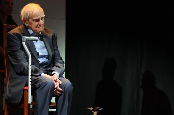 Даниил Гранин стал лауреатом «Большой книги» 2012 года