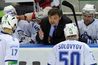 Олег Знарок заявил, что дороги обратно для Михаила Анисина нет