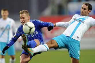 Фанаты «Зенита» запрещают Роману Широкову гипотетический переход в «Динамо»