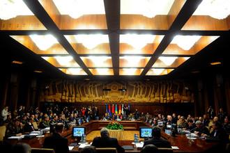 Заседание Советов министров иностранных дел, обороны и Комитета секретарей Совбезов государств-членов ОДКБ