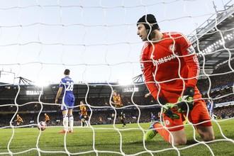 «Челси» выбыл из розыгрыша Кубка Англии по футболу