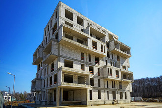 Дольщики мини-города под Химками остались без квартир