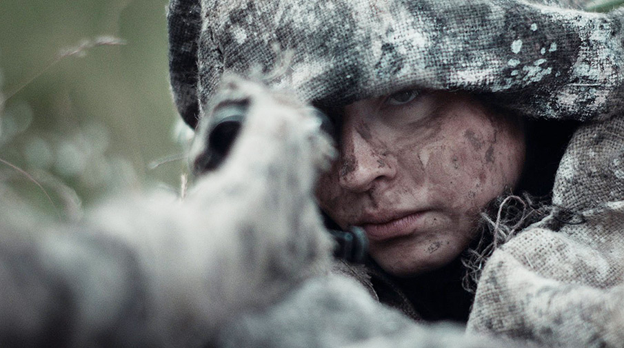 Кадр из «Битва за Севастополь»