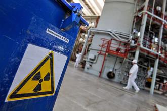 Центральный зал энергоблока №4 с реактором БН-800 на Белоярской атомной электростанции имени И.В. Курчатова. Энергоблок БН-800 БАЭС полностью перейдет на топливо из урана и плутония к 2019 году.