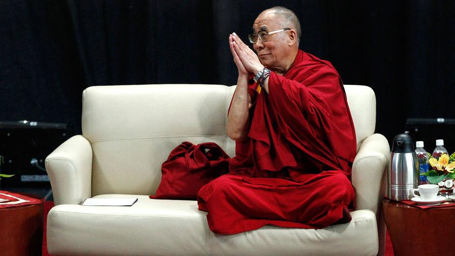 8. Далай-лама