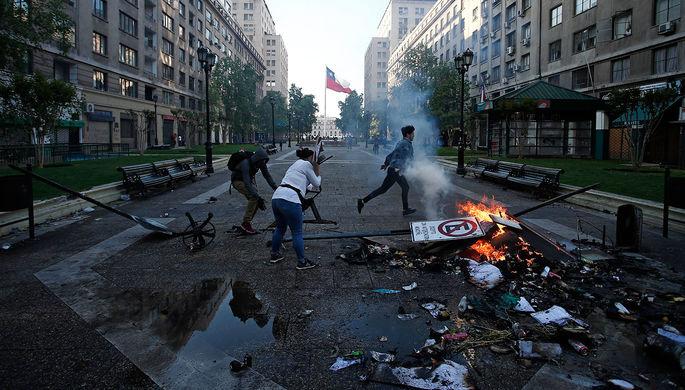 Последователь Пиночета: в чем причина протестов в Чили