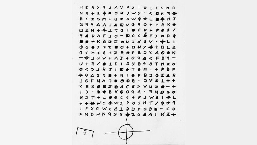 Полувековая тайна: как расшифровали послание Зодиака