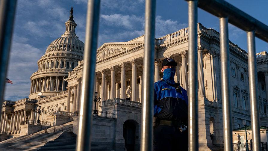 Конгресс проголосовал за санкции против Северного потока - 2