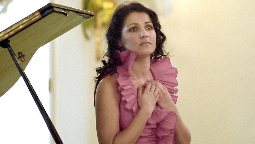 Путин поздравил оперную певицу Анну Нетребко с юбилеем