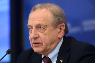 Президент Федерации фигурного катания на коньках России (ФФККР) Александр Горшков