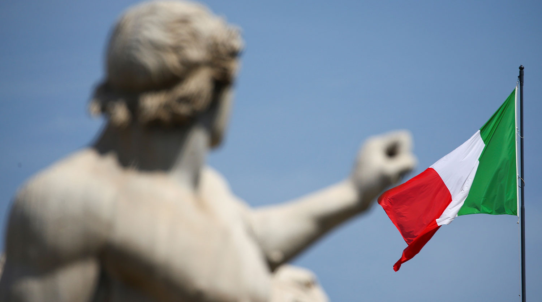 ЕК потребовала наказать Италию из-за дефицита бюджета