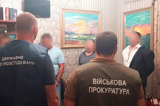 «Мы помощники Зеленского»: в Киеве задержана банда