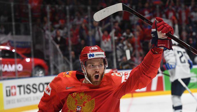 Российский защитник «Монреаль Канадиенс» Александр Романов
