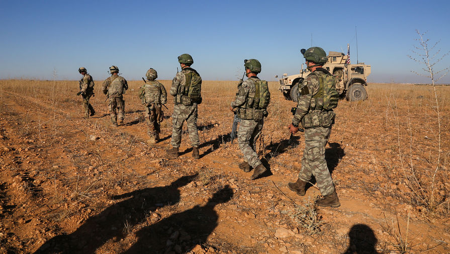 «Задержали русского генерала»: США описали инцидент в Сирии