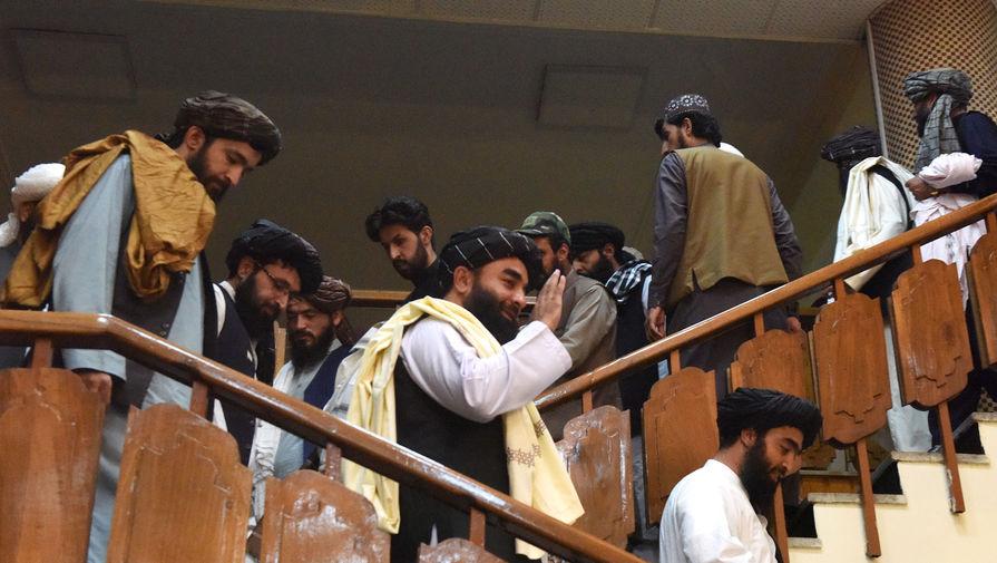 МИД назвал причину контактов Москвы с Талибаном
