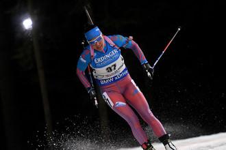 Падение Татьяны Акимовой лишило сборную России медали чемпионата мира