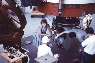 Вера Рубин в 1965 году