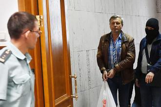 Зампредправления Пенсионного фонда России Алексей Иванов в Басманном суде Москвы, 12 июля 2019 года