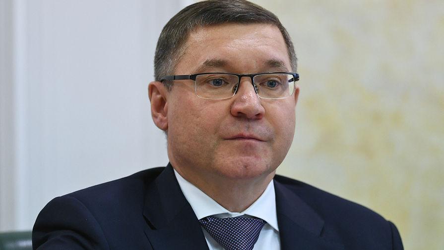 Министр строительства и жилищно-коммунального хозяйства РФ Владимир Якушев, февраль 2020 года